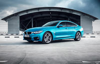 Test drive BMW Seria 4 Gran Coupe facelift
