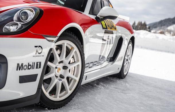 Porsche confirmă un viitor model dedicat raliurilor: sportivul nemților va fi gata până în 2020 și va avea la bază noul 718 Cayman GT4 Clubsport - Poza 5