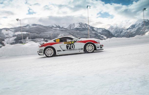 Porsche confirmă un viitor model dedicat raliurilor: sportivul nemților va fi gata până în 2020 și va avea la bază noul 718 Cayman GT4 Clubsport - Poza 4