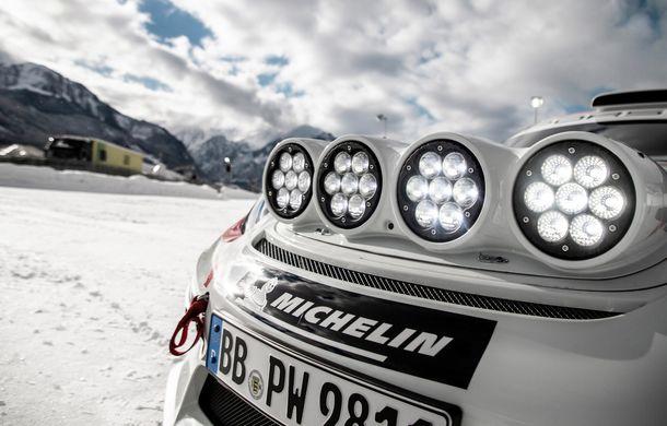 Porsche confirmă un viitor model dedicat raliurilor: sportivul nemților va fi gata până în 2020 și va avea la bază noul 718 Cayman GT4 Clubsport - Poza 6