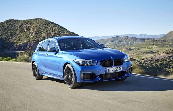 Posibil parteneriat între BMW și Mercedes-Benz: germanii ar putea dezvolta viitoarele generații Seria 1 și Clasa A pe aceeași platformă - Poza 1