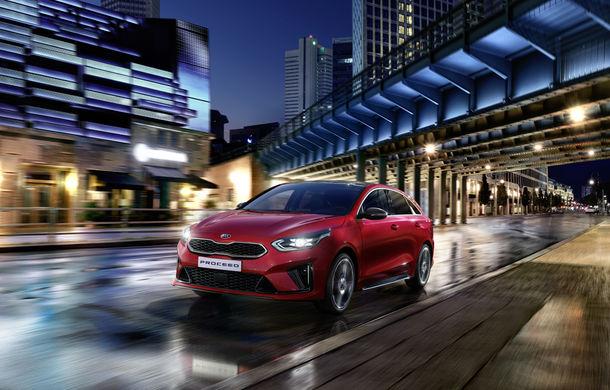 Kia ProCeed și Ceed GT sunt disponibile în România: hatchback-ul de performanță pleacă de la 22.800 de euro, iar shooting brake-ul de la 22.300 de euro - Poza 1
