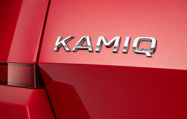 Skoda Kamiq este numele celui mai mic SUV din gama cehilor: modelul va fi expus în cadrul Salonului Auto de la Geneva - Poza 1