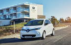 Renault pregătește un update pentru Zoe: subcompacta electrică va primi noutăți de design