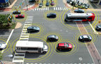 """Mașinile autonome ar putea bloca orașele: """"Un scenariu de coșmar în care traficul e complet paralizat"""""""