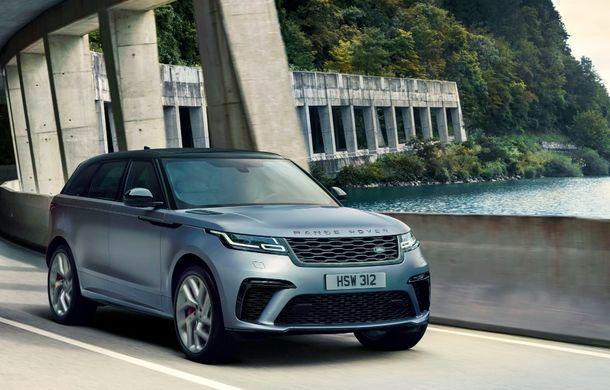 Range Rover Velar SVAutobiography Dinamic Edition: cel mai puternic Velar are motor V8 de 5.0 litri și 550 de cai putere - Poza 7
