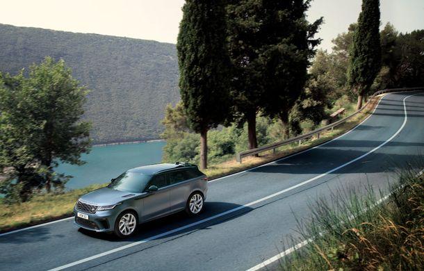 Range Rover Velar SVAutobiography Dinamic Edition: cel mai puternic Velar are motor V8 de 5.0 litri și 550 de cai putere - Poza 20