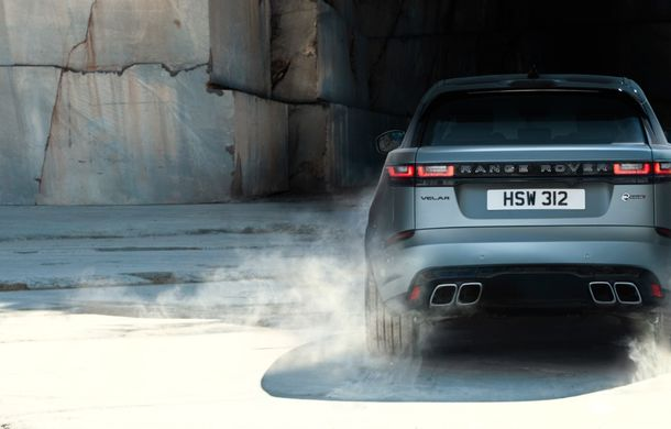 Range Rover Velar SVAutobiography Dinamic Edition: cel mai puternic Velar are motor V8 de 5.0 litri și 550 de cai putere - Poza 13