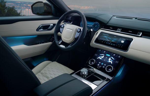Range Rover Velar SVAutobiography Dinamic Edition: cel mai puternic Velar are motor V8 de 5.0 litri și 550 de cai putere - Poza 25