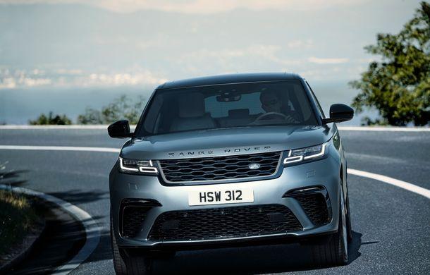 Range Rover Velar SVAutobiography Dinamic Edition: cel mai puternic Velar are motor V8 de 5.0 litri și 550 de cai putere - Poza 11