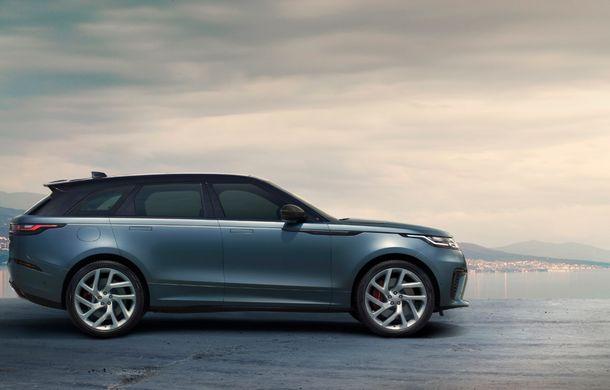 Range Rover Velar SVAutobiography Dinamic Edition: cel mai puternic Velar are motor V8 de 5.0 litri și 550 de cai putere - Poza 9