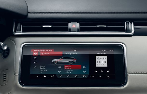 Range Rover Velar SVAutobiography Dinamic Edition: cel mai puternic Velar are motor V8 de 5.0 litri și 550 de cai putere - Poza 23