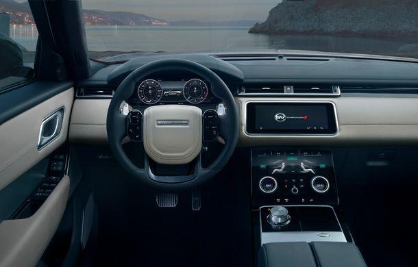 Range Rover Velar SVAutobiography Dinamic Edition: cel mai puternic Velar are motor V8 de 5.0 litri și 550 de cai putere - Poza 26