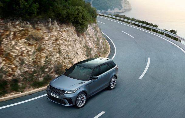 Range Rover Velar SVAutobiography Dinamic Edition: cel mai puternic Velar are motor V8 de 5.0 litri și 550 de cai putere - Poza 16