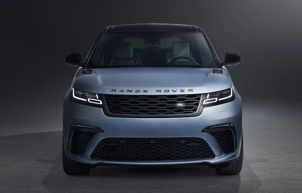 Range Rover Velar SVAutobiography Dinamic Edition: cel mai puternic Velar are motor V8 de 5.0 litri și 550 de cai putere - Poza 2