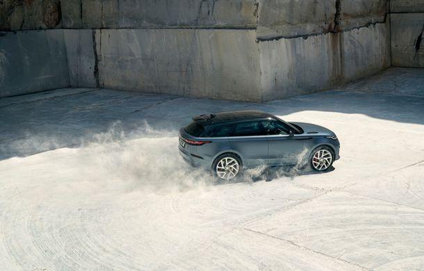 Range Rover Velar SVAutobiography Dinamic Edition: cel mai puternic Velar are motor V8 de 5.0 litri și 550 de cai putere - Poza 15