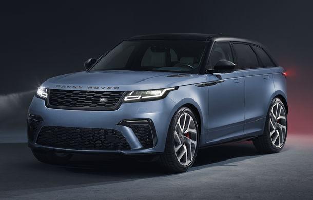 Range Rover Velar SVAutobiography Dinamic Edition: cel mai puternic Velar are motor V8 de 5.0 litri și 550 de cai putere - Poza 1