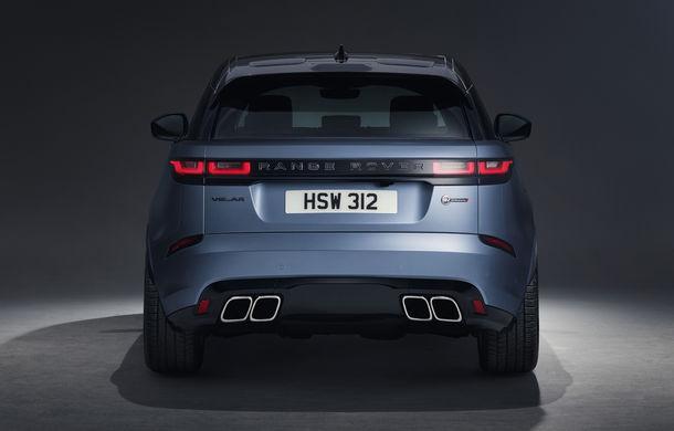 Range Rover Velar SVAutobiography Dinamic Edition: cel mai puternic Velar are motor V8 de 5.0 litri și 550 de cai putere - Poza 6