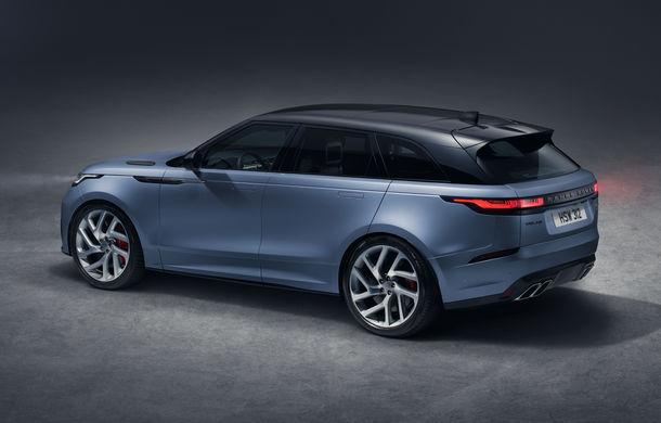 Range Rover Velar SVAutobiography Dinamic Edition: cel mai puternic Velar are motor V8 de 5.0 litri și 550 de cai putere - Poza 5