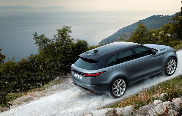 Range Rover Velar SVAutobiography Dinamic Edition: cel mai puternic Velar are motor V8 de 5.0 litri și 550 de cai putere - Poza 22