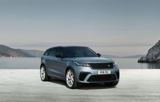 Range Rover Velar SVAutobiography Dinamic Edition: cel mai puternic Velar are motor V8 de 5.0 litri și 550 de cai putere - Poza 21