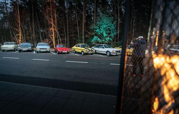 Trecut și viitor: de la lumânări la Matrix cu LED. O vizită în istoria farurilor Opel - Poza 5