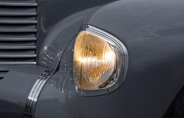 Trecut și viitor: de la lumânări la Matrix cu LED. O vizită în istoria farurilor Opel - Poza 12