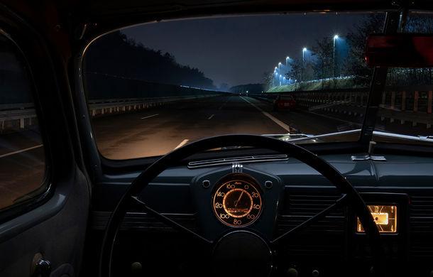 Trecut și viitor: de la lumânări la Matrix cu LED. O vizită în istoria farurilor Opel - Poza 10