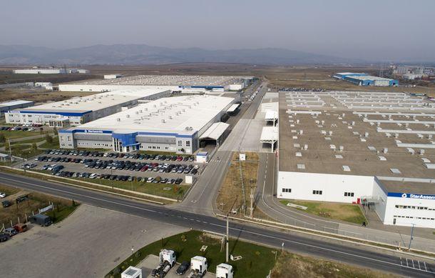 Daimler inaugurează o nouă linie de producție în România: la Sebeș vor fi construite, în premieră, cutii automate cu opt trepte cu dublu ambreiaj - Poza 5