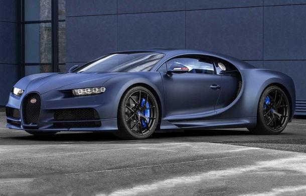 Bugatti împlinește 110 ani și lansează o ediție specială bazată pe Chiron Sport: producția va fi limitată la 20 de unități - Poza 1