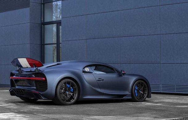 Bugatti împlinește 110 ani și lansează o ediție specială bazată pe Chiron Sport: producția va fi limitată la 20 de unități - Poza 3