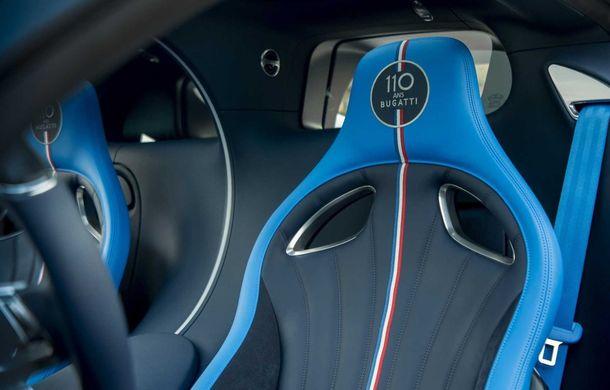 Bugatti împlinește 110 ani și lansează o ediție specială bazată pe Chiron Sport: producția va fi limitată la 20 de unități - Poza 9