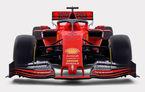 """Ferrari prezintă noul monopost pentru sezonul 2019: """"Este o evoluție a mașinii de anul trecut, nu o revoluție"""""""
