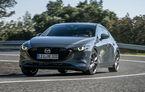 Informații noi despre motoarele disponibile pe noua generație Mazda 3: diesel de 1.8 litri și 116 CP sau benzină de 2.0 litri și 122 CP