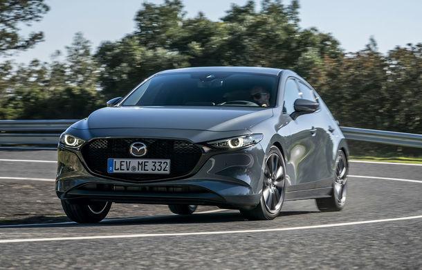 Informații noi despre motoarele disponibile pe noua generație Mazda 3: diesel de 1.8 litri și 116 CP sau benzină de 2.0 litri și 122 CP - Poza 1