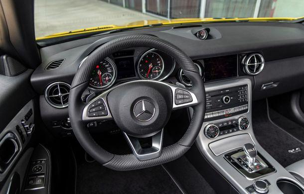 Cântec de lebădă: Mercedes-Benz lansează SLC Final Edition - Poza 16