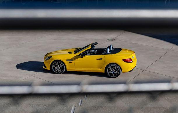 Cântec de lebădă: Mercedes-Benz lansează SLC Final Edition - Poza 7