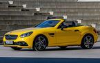 Cântec de lebădă: Mercedes-Benz lansează SLC Final Edition