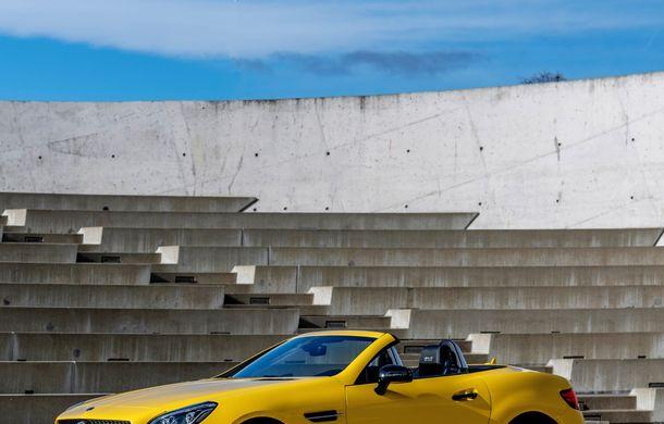 Cântec de lebădă: Mercedes-Benz lansează SLC Final Edition - Poza 8