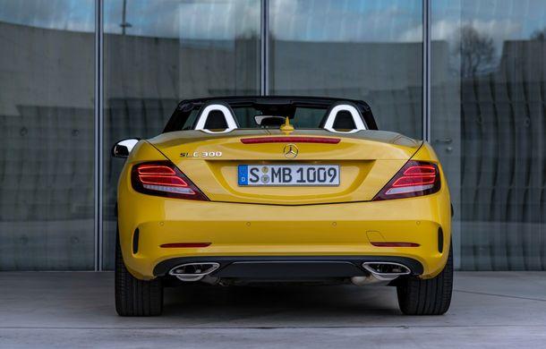 Cântec de lebădă: Mercedes-Benz lansează SLC Final Edition - Poza 10
