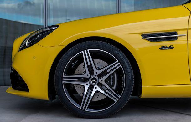 Cântec de lebădă: Mercedes-Benz lansează SLC Final Edition - Poza 12