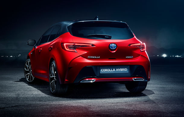 Noua generație Toyota Corolla este disponibilă și în România: sedanul pornește de la 17.750 de euro, iar hatchback-ul de la 18.300 de euro - Poza 10