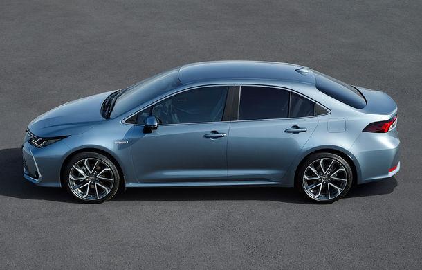 Noua generație Toyota Corolla este disponibilă și în România: sedanul pornește de la 17.750 de euro, iar hatchback-ul de la 18.300 de euro - Poza 4