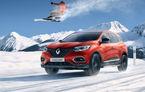 Renault Kadjar primește o ediție specială în Franța: parteneriat cu Școala Franceză de Schi