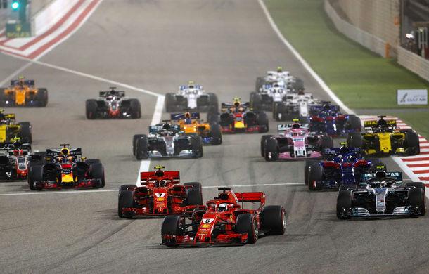 Primul trailer pentru serialul Formula 1: Drive to Survive. Documentarul despre Marele Circ apare pe Netflix în 8 martie - Poza 1