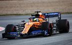 McLaren, cel mai bun timp în prima zi din a doua sesiune de teste de la Barcelona: defecțiuni tehnice pentru Mercedes și Ferrari