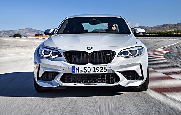 Informații despre viitorul BMW M2 CS: 445 CP și versiune cu transmisie manuală - Poza 1