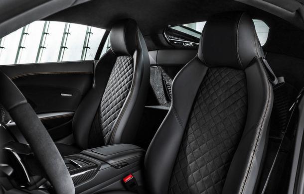 Audi a lansat ediția specială R8 V10 Decennium: 222 de exemplare și preț de 222.000 euro - Poza 3