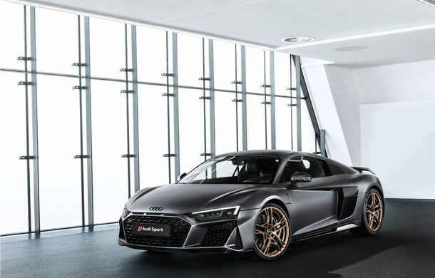 Audi a lansat ediția specială R8 V10 Decennium: 222 de exemplare și preț de 222.000 euro - Poza 14