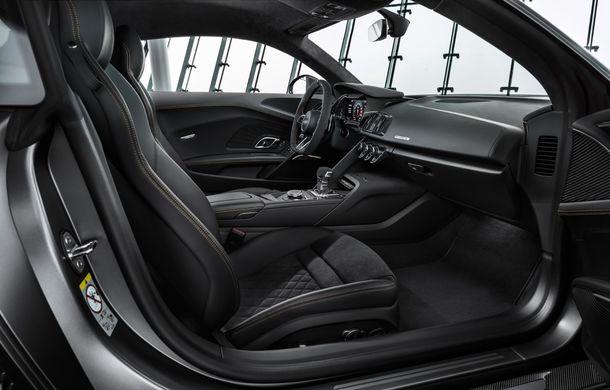 Audi a lansat ediția specială R8 V10 Decennium: 222 de exemplare și preț de 222.000 euro - Poza 7
